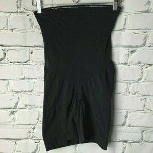 Spanx Shapewear Size 2X Black High Waisted